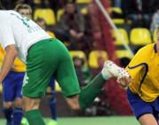 Futbolo čempionate – dvivaldystė