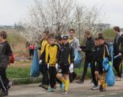 """FC """"Šiauliai"""" prisijungė prie akcijos """"Darom 2013"""""""