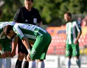 Sankcijų už korteles susilaukė šeši futbolininkai