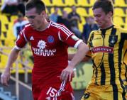 """Pokyčiai FK """"Ekranas"""" sudėtyje: komandą paliko O.Reyesas ir I.Kozlovas, papildė - A.Šušnjaras"""