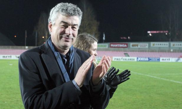 """V. Murauskas: """"Treneris dėl sprendimo paprašė šiek tiek palaukti"""""""