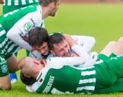 Čempionato klubai įnirtingai grūmėsi tarpusavyje LFF taurėje