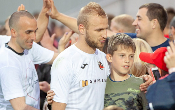 V. Andriuškevičiaus kontraktą išpirko užsienio klubas