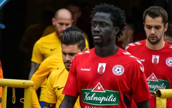 """""""Panevėžyje"""" – atraminis saugas iš Senegalo"""
