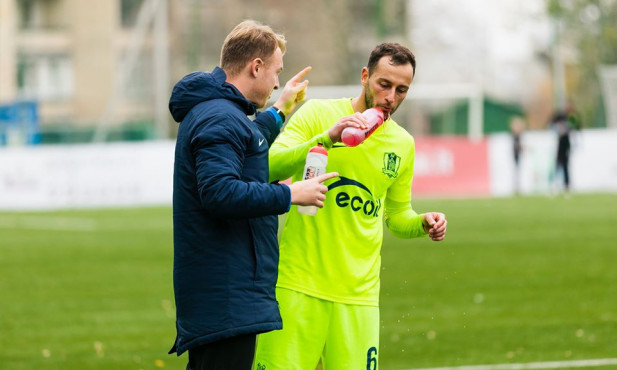 """Vienas vyriausių """"Riterių"""" žaidėjų su komanda pradės ketvirtą sezoną"""