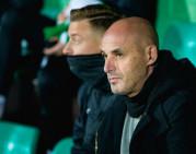 J. Martinsas vėl treniruos A lygos klubą