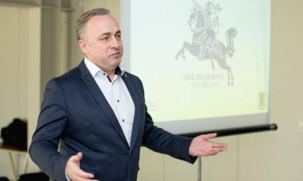 """J. Nevoina: """"V. Lemežio ir M. Čepo pasitraukimai neturi nieko bendra"""""""