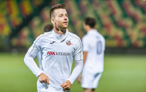 """L. Klimavičius po 13 metų grįžo į """"Sūduvą"""""""