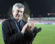 """V. Murauskas: """"Turėsime pakankamai žaidėjų, kad rungtynės įvyktų"""""""