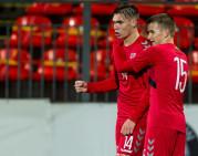 Jaunimo rinktinė sutriuškino San Marino futbolininkus