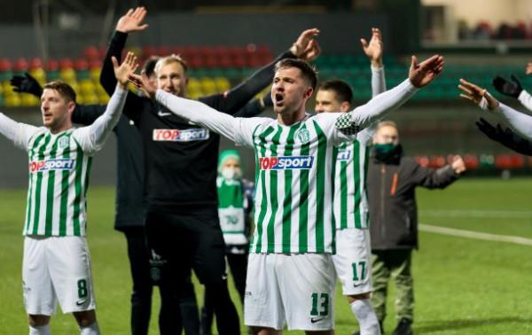 S. Mikoliūnas – geriausias praėjusio sezono A lygos žaidėjas