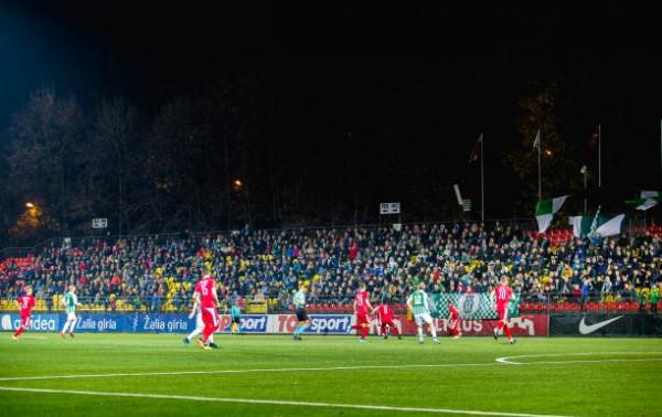 Čempionato rungtynėse galės dalyvauti neribotas skaičius žiūrovų