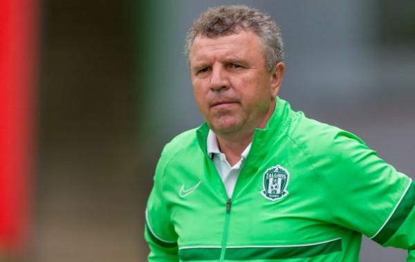 Geriausias birželio mėnesio treneris – V. Čeburinas