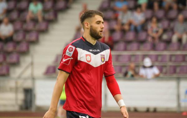 S. Hamuličius – geriausias jaunas liepos mėnesio žaidėjas