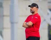 V. Basadre – antrą kartą geriausias mėnesio treneris